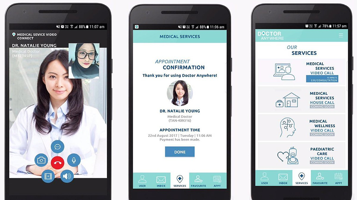 Covid-19 Medical Advisory Clinic to be launched by Doctor Anywhere