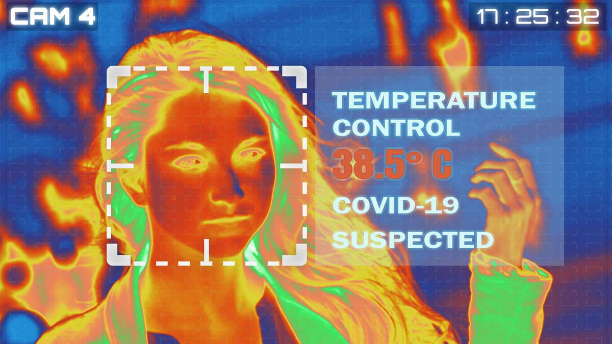 Airports to Implement Thermal Cameras That Screen for COVID-19