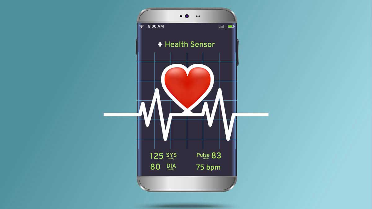 Tech companies and Health Monitoring Apps