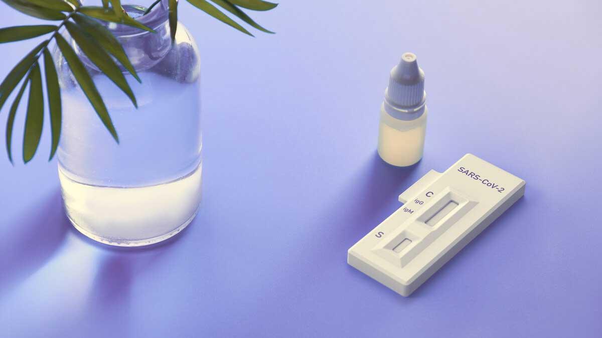 Orasure gains funding for coronavirus self test device