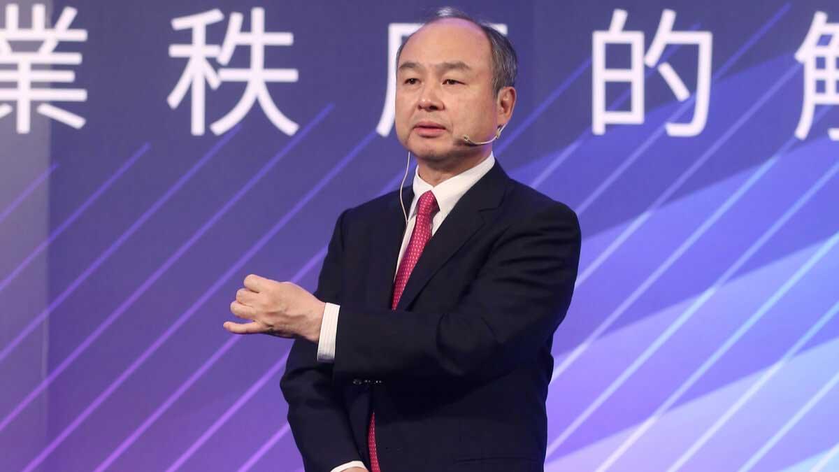SoftBank's Son leaves Alibaba board following Ma's departure
