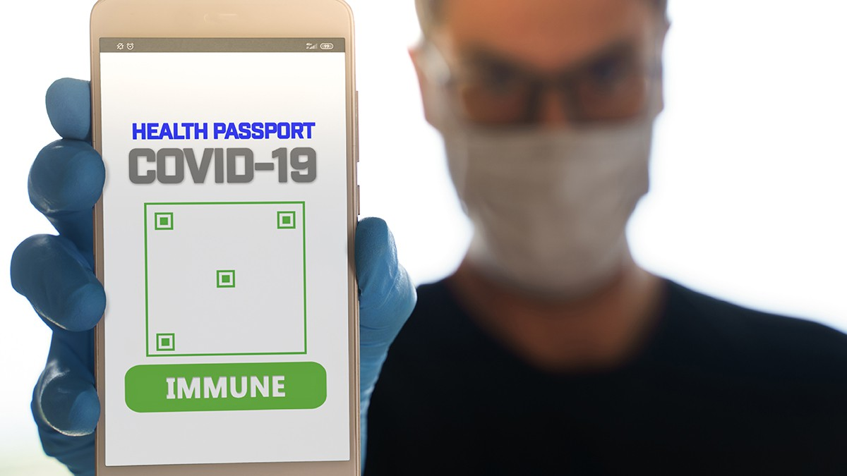 Tech Startups Rush to Develop Immunity Passports