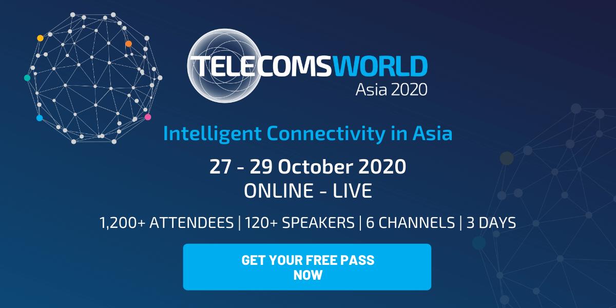 telecoms-world asia event