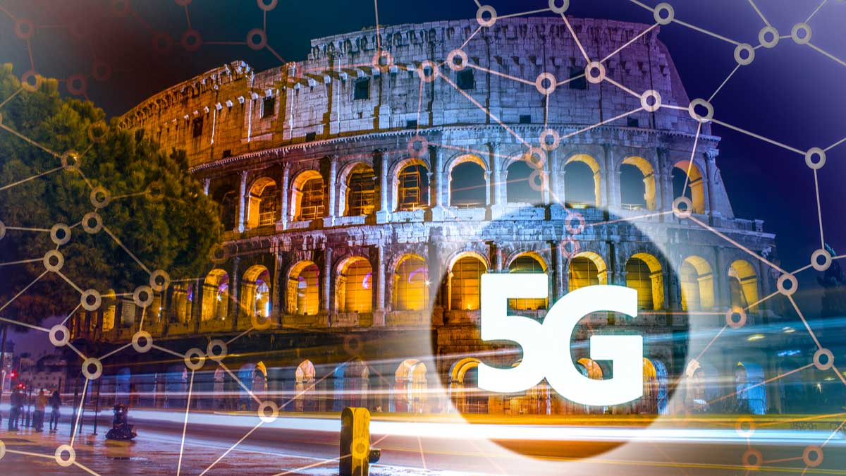 Italy decides to exclude Huawei from 5G-core network deployment