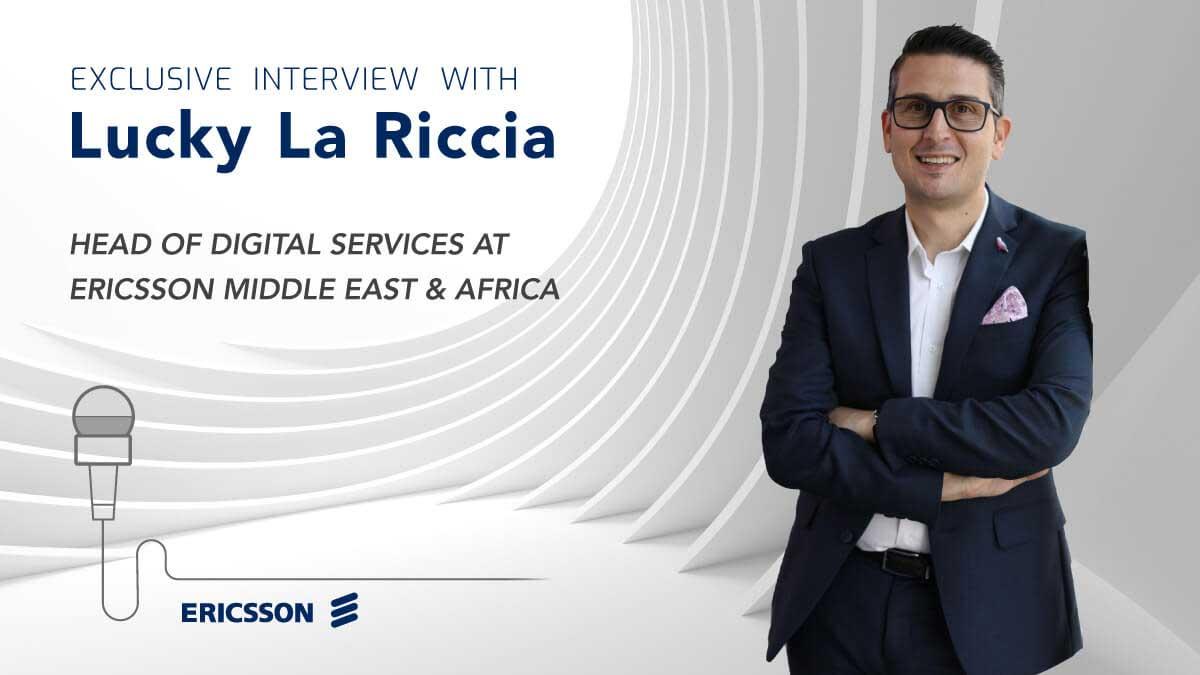 Lucky La Riccia - Inside Telecom