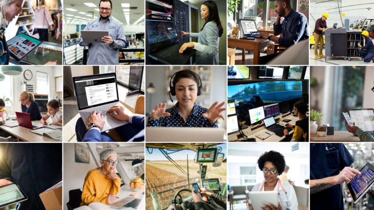Microsoft online courses