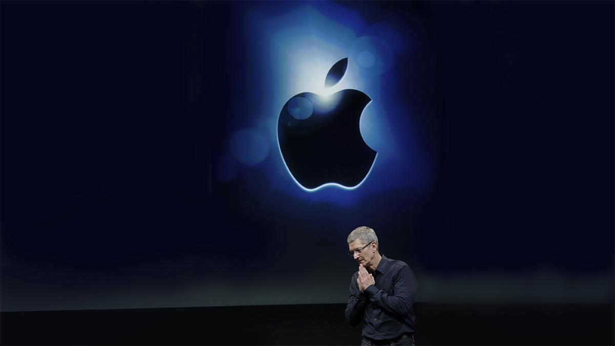 Apple CEO Tim Cook is fulfilling another Steve Jobs vision2