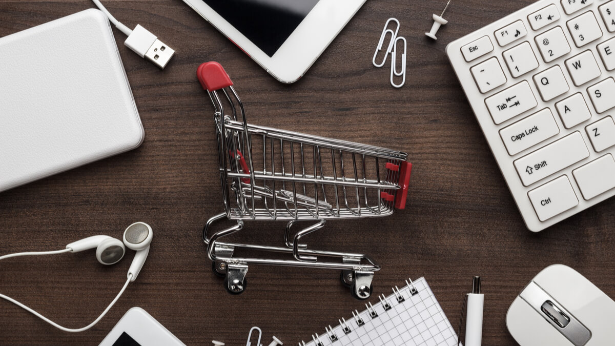 As shoppers stay away, small stores seek refuge online