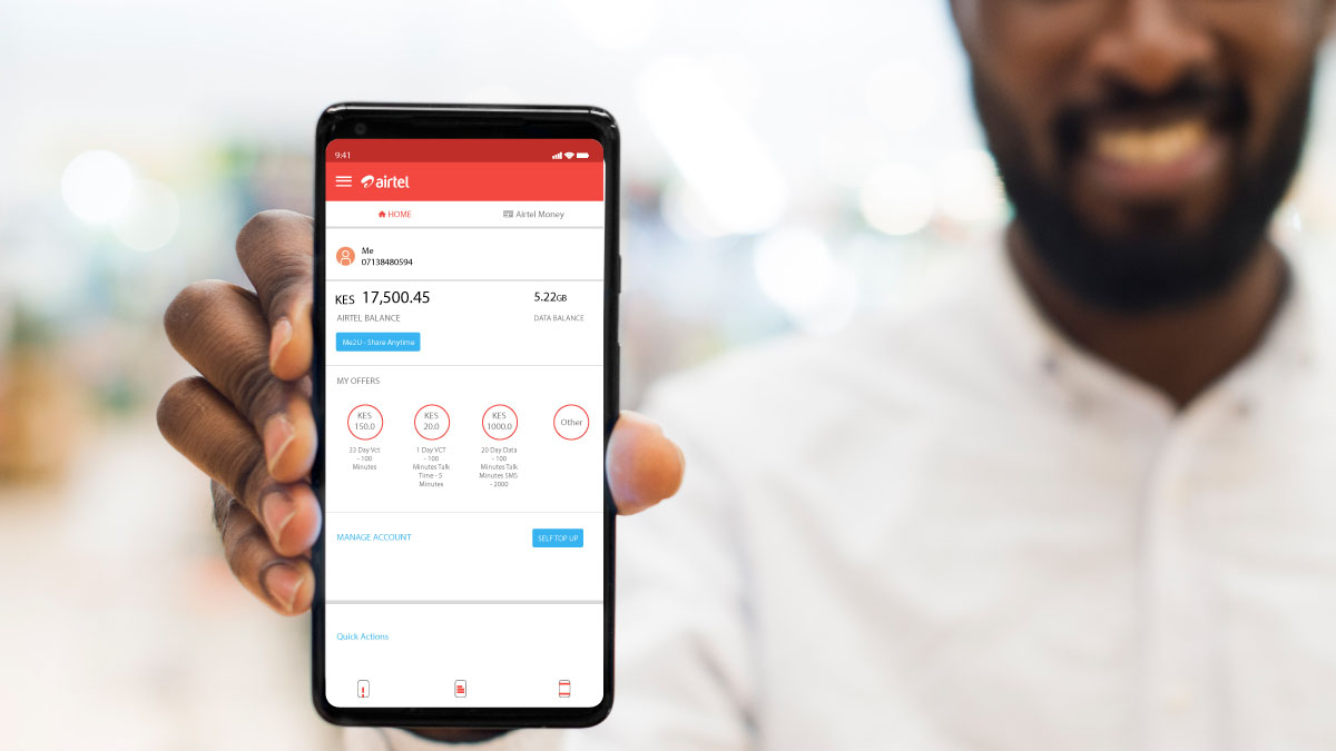 More international money transfers made possible with Airtel Africa and MoneyGram