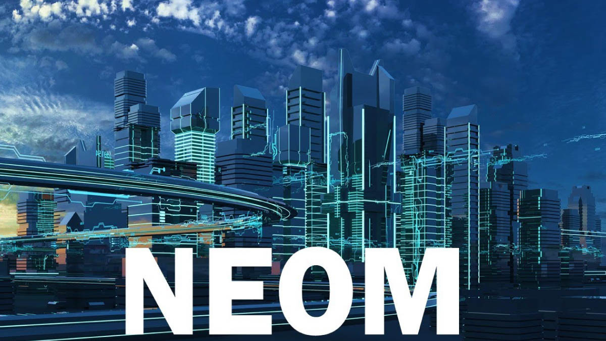 NEOM A $500 Billion smart-city to be built in Saudi Arabia