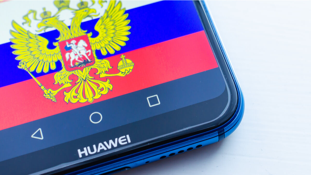 Russia takes a different stance on Huawei 5G deployment