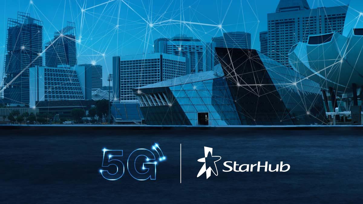 StarHub announces faster 5G speeds in Singapore
