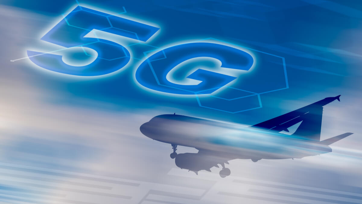 5G technology developments in the Chinese aviation sector