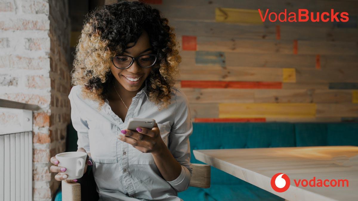 New VodaBucks by Vodacom - redefining customer loyalty
