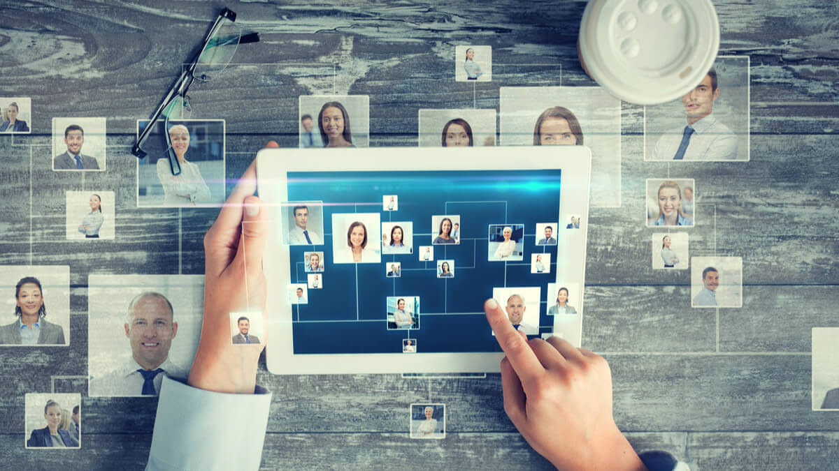 Professional networking amid the pandemic