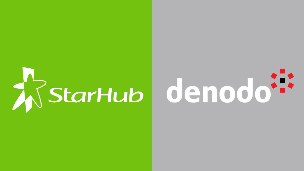 Telco StarHub Implements the Denodo Platform
