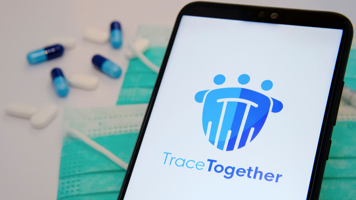 TraceTogether covid-19