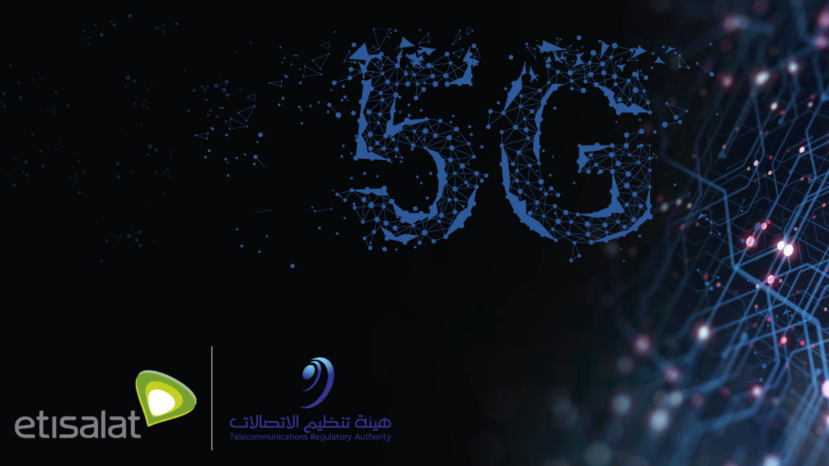UAE Etisalat 5G rollout as TRA confirms the allocation of new frequencies