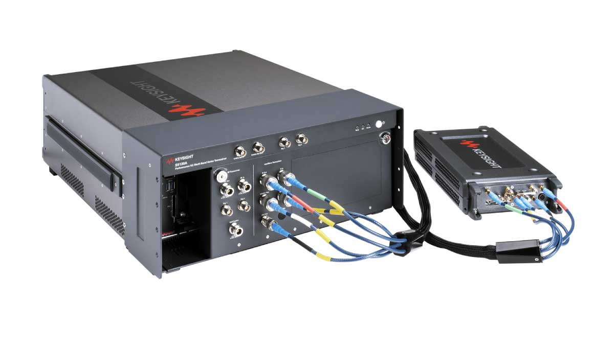 Keysight High Performance 5G Base Station
