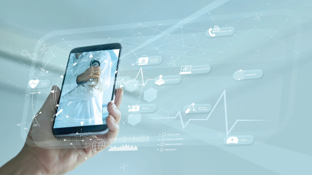 digital healthcare market