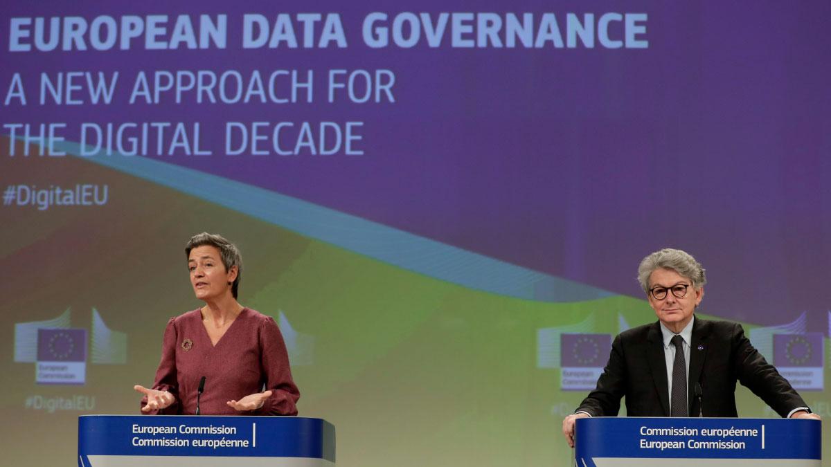 Data control EU