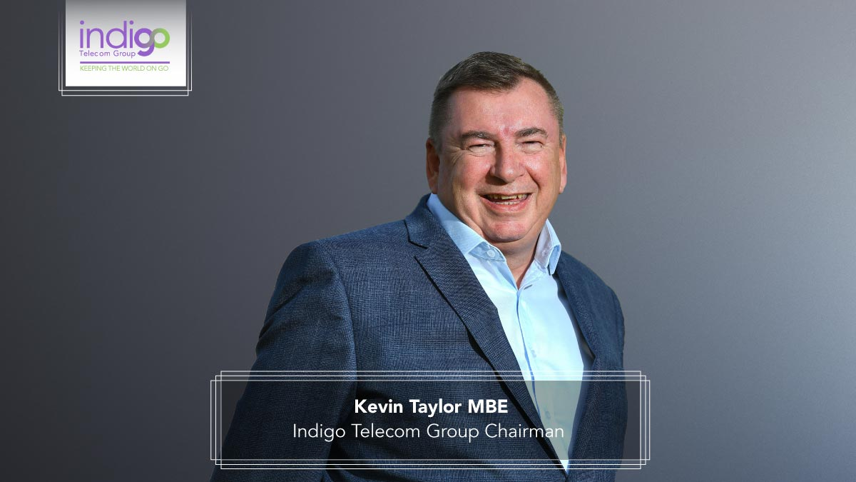 Kevin Taylor MBE - Indigo Telecom Group Chairman