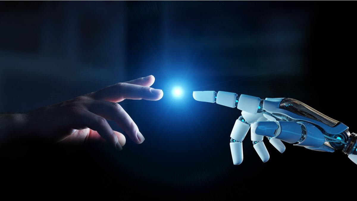 Human-reliant AI