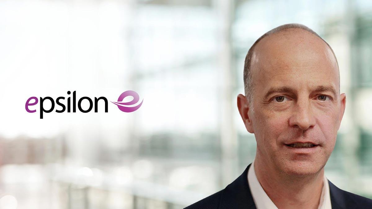 Michel Robert, CEO of Epsilon