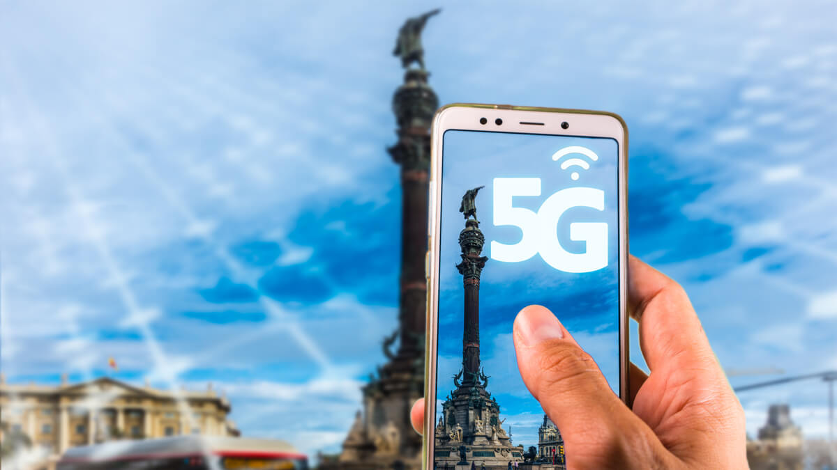 5G spectrum in Spain