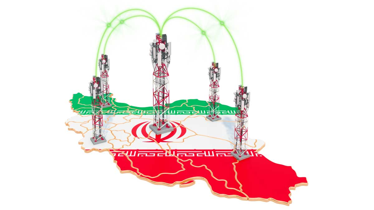 Iran pressing ahead of 5G-ready 3.5GHz spectrum to deliver the network