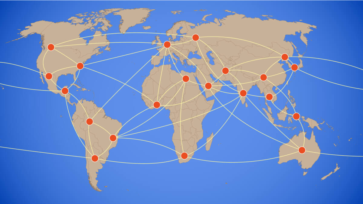 submarine network cable system