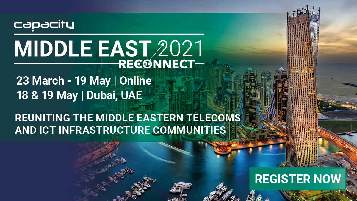 Capacity Middle East 2021