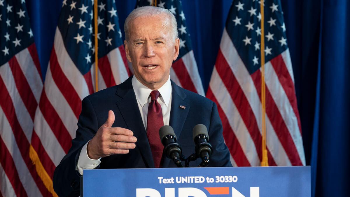 Biden's big vision on fighting climate change