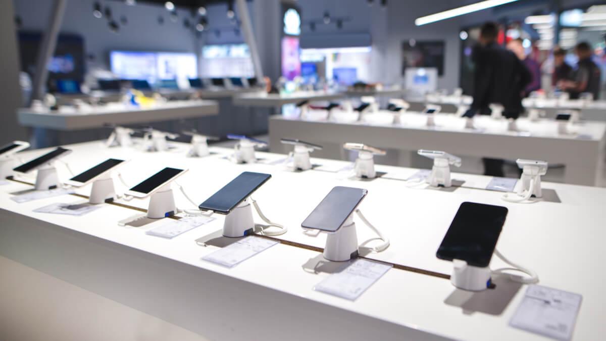 EU smartphone market