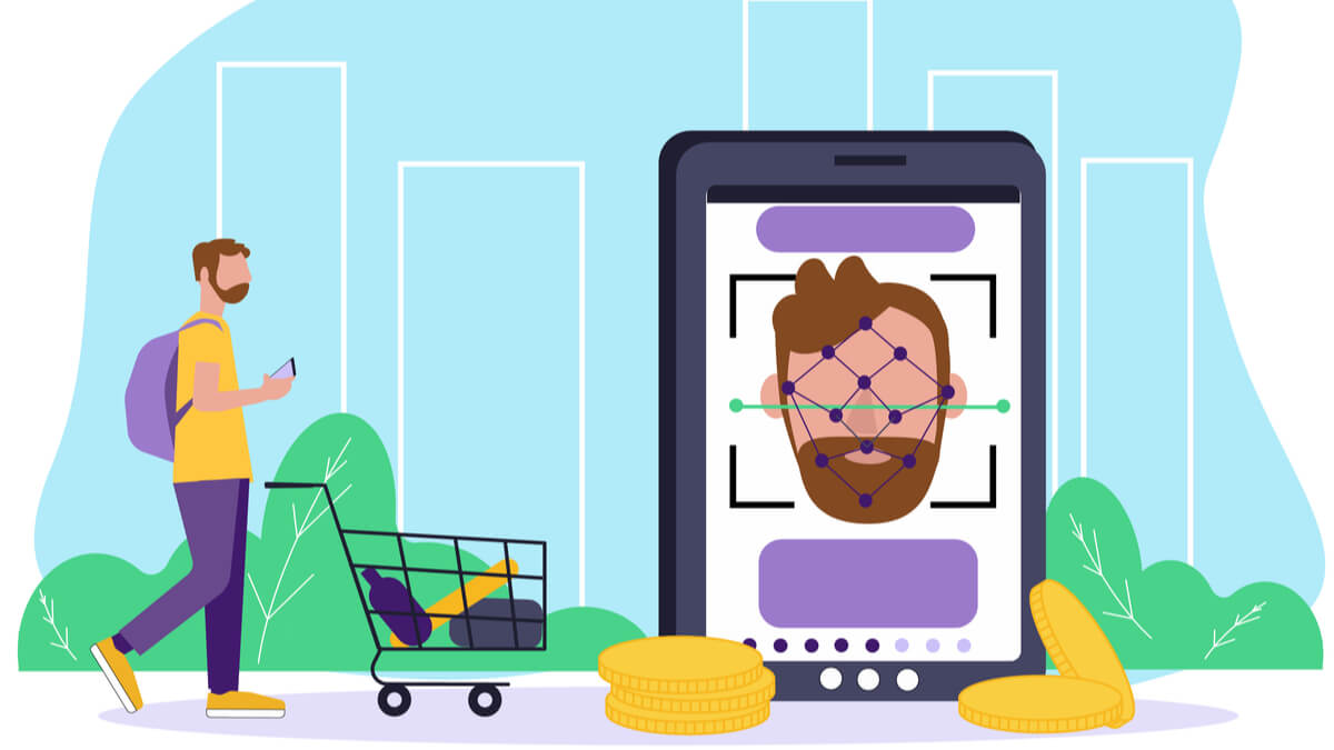 Facial recognition for payments