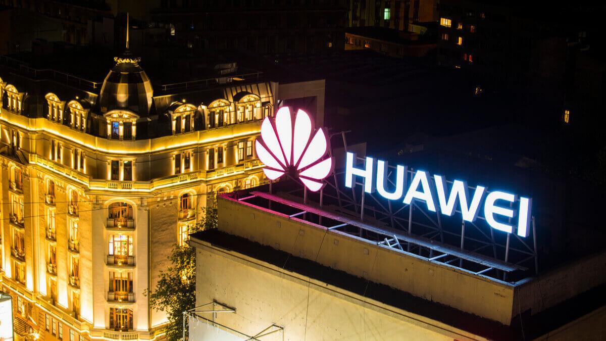 Romania bans Huawei