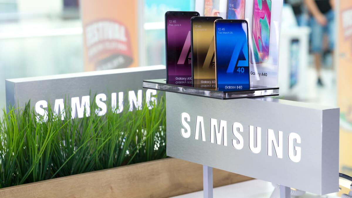 Samsung reports profit jump