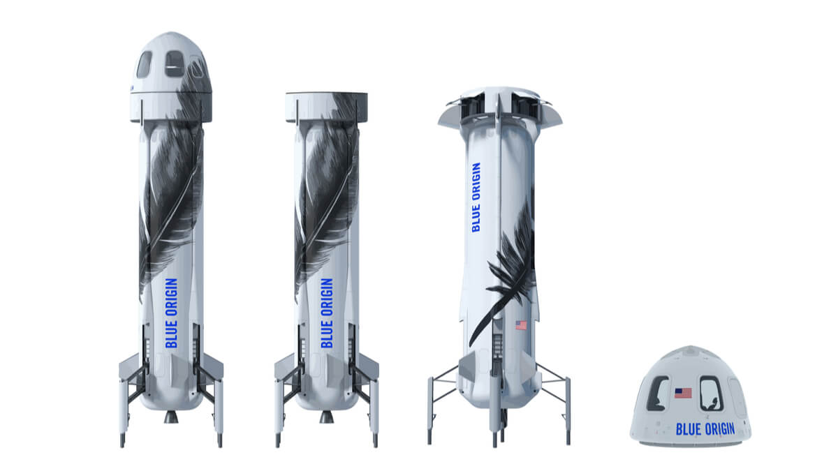 How Blue Origin's Jeff Bezos will soar into space