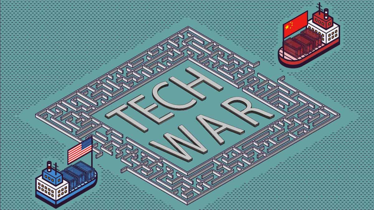 tech cold war